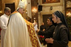 Catholic sisters living in Iraq