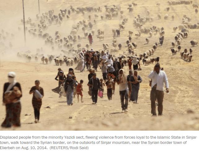 Yazidis Still Under Turmoil